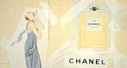 chanel no5 bottle