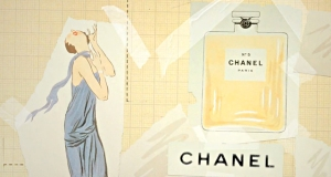 chanel no5 bottle